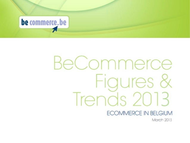 About BeCommerce! BeCommerce is the Belgian association for companies active in distance selling, both online (via all for...