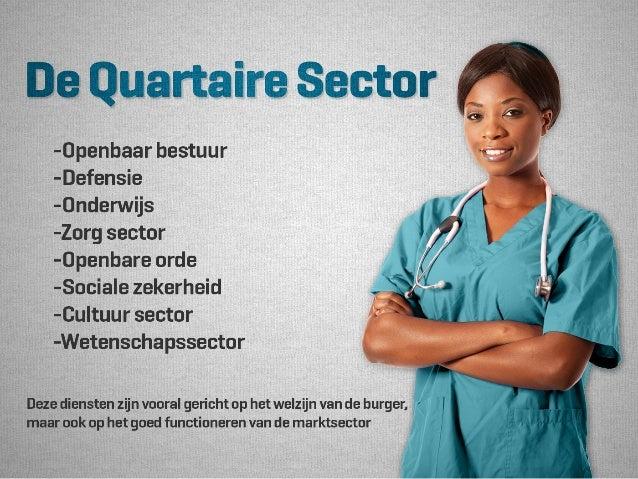 Quartaire Sector
