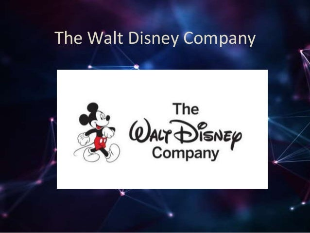 Csr of walt disney