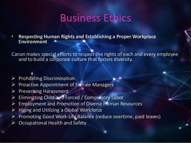 Disney ethics
