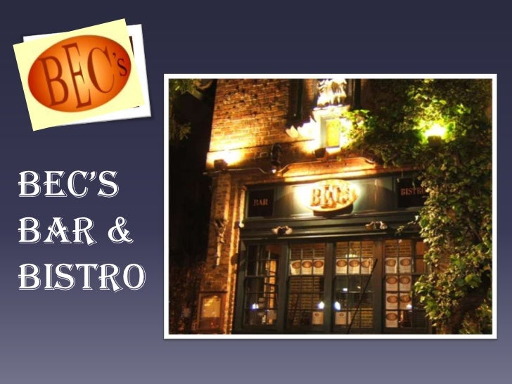 BEC's Bar & Bistro <br />