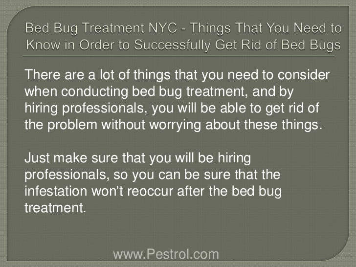 How To Get Rid Of Bed Bugs Without A Professional