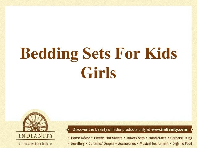 Bedding Sets For Kids Girls