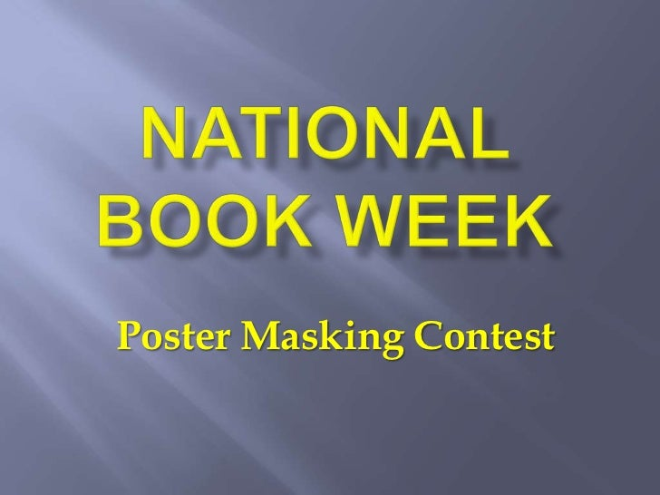 Poster Masking Contest