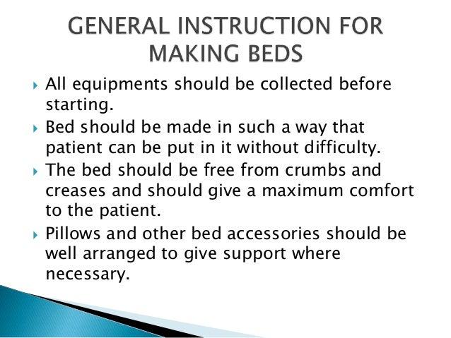 All Beds Cna Should Make