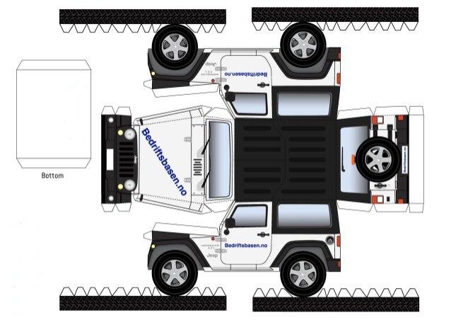 Bedriftsbasen.no Jeep