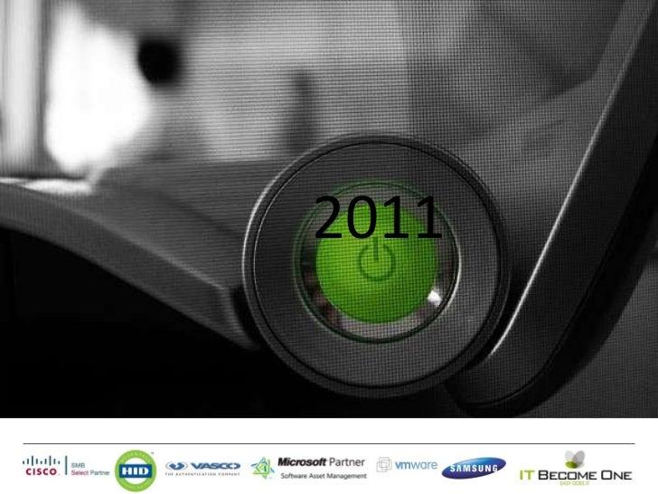 bedrijfspresentatie 2011