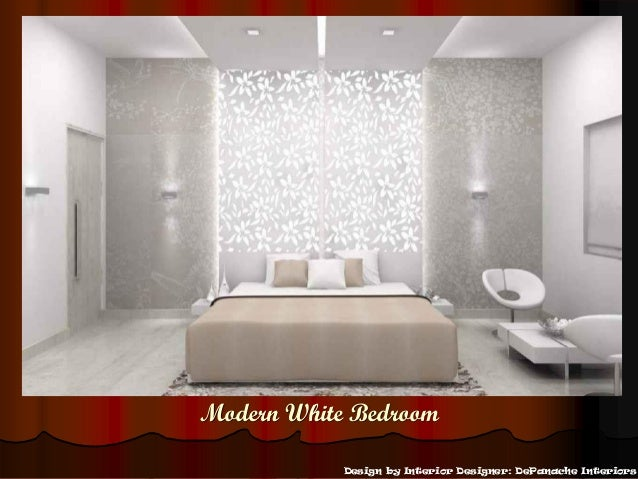 Design By Interior Designer Shahen Mistry 6 Modern White Bedroom