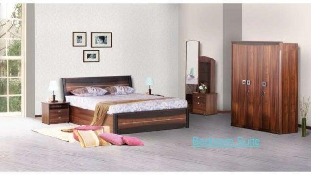 Bedroom furniture BY DAMRO