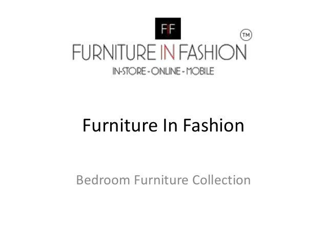 furniture in fashion bedroom furniture collection - Fashion Bedroom Furniture