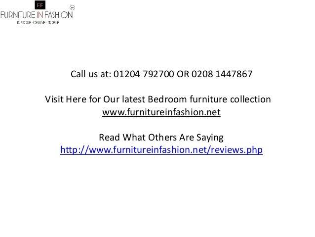 Bedroom Furniture  Furniture In Fashion Review furnitureinfashionre