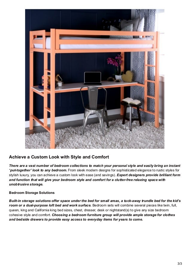 Bedroom furniture sets with storage in utah