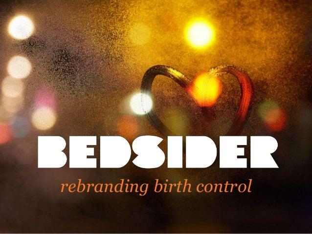 rebranding birth control