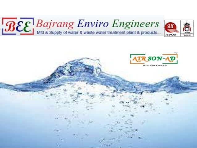 Dear Sir/ Madam we are an ISO 9001-2008 certified manufacturer. Supplier & Exporter of Environmental Plant & products. For...