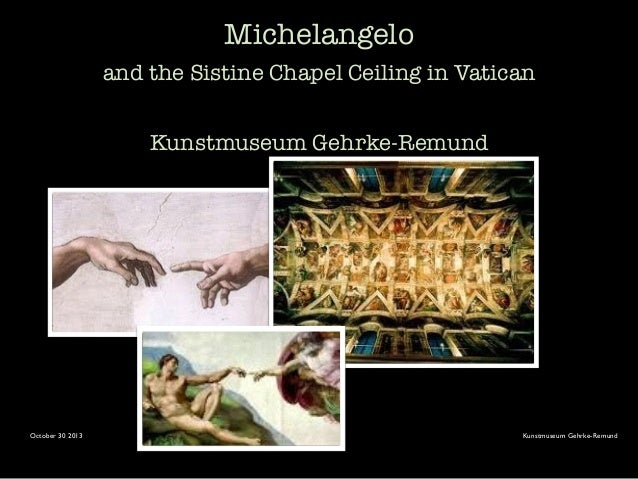 Sistine Chapel Ceiling Oct 30 2013 Pdf