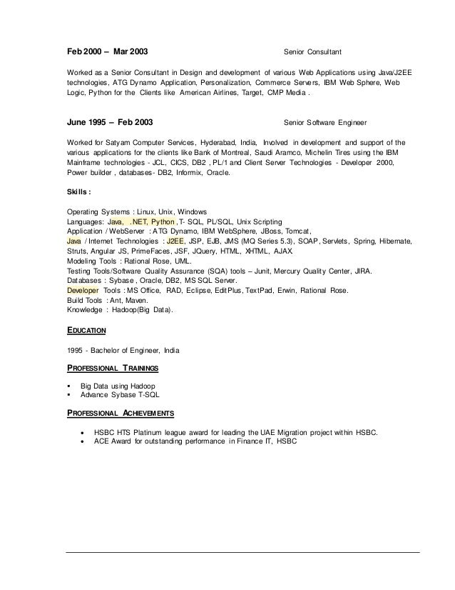 prasad sala resume