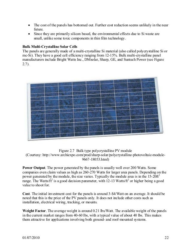 A comprehensive solar energy power system for the turkey lake plaza electrical specifications publicscrutiny Choice Image