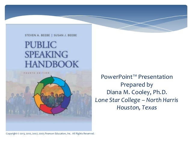 Copyright © 2013, 2010, 2007, 2005 Pearson Education, Inc. All Rights Reserved. PowerPoint™ Presentation Prepared by Diana...
