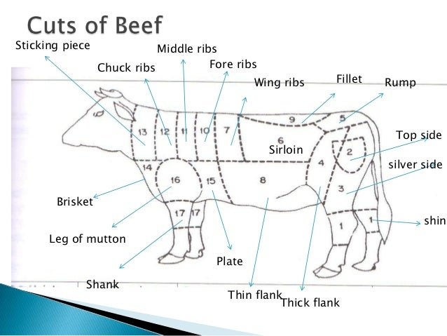 Cuts Of Beef 30518523