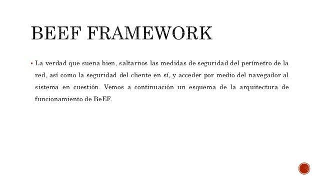 Beef framework 2016 Slide 3