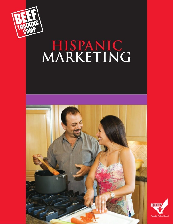 HispanicMarketing            Funded by The Beef Checkoff
