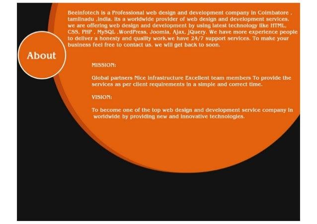 Coimbatore Web Development Company,Coimbatore Seo Company,Coimbatore Web Designing company Slide 2