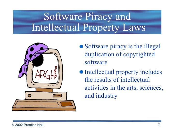 An analysis of the software piracy crime in computer industry