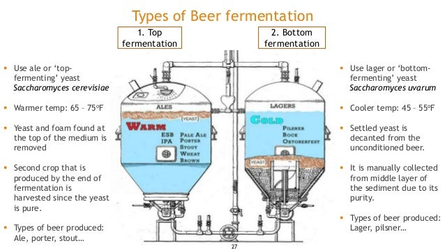 beer fermentation Flavors this little extra time will make a big difference on how the beer tastes in the end for an amber or red ale, we would recommend one week in primary, and 2-3 weeks in secondary even if the beer has cleared, don't worry, the carboy is an excellent place to store your beer until the flavors have blended better.