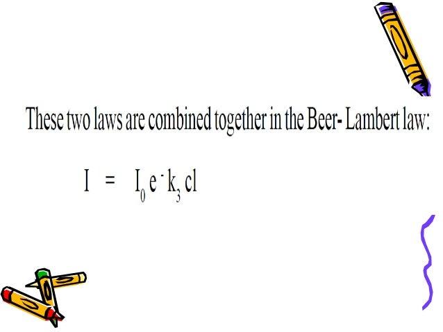 What is lambert s law
