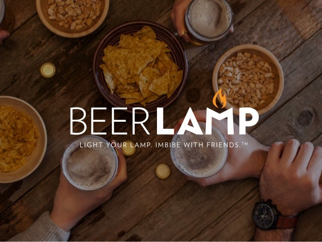 BeerLamp is a location-based, real-time planning tool currently available in the iPhone App Store. It was created to provi...