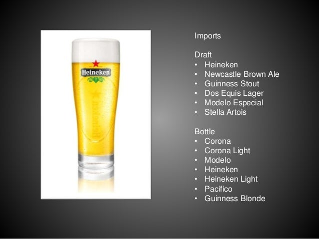Buffalo Wild Wings Beer Knowledge Class
