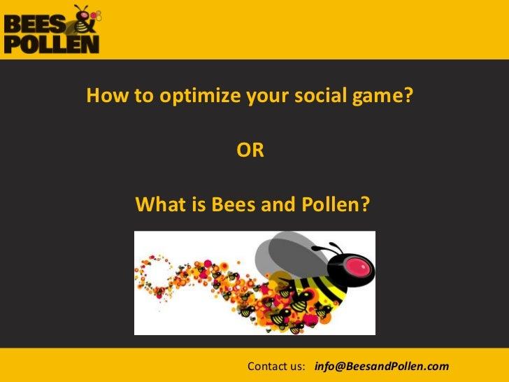 Contact us:   info@BeesandPollen.com<br />
