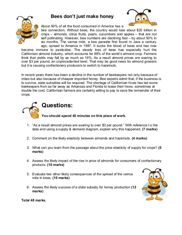 essay on honey bees Register now and start earning supply your details by filling out a form we'll review your profile and get back to you do a short sample paper which we'll.