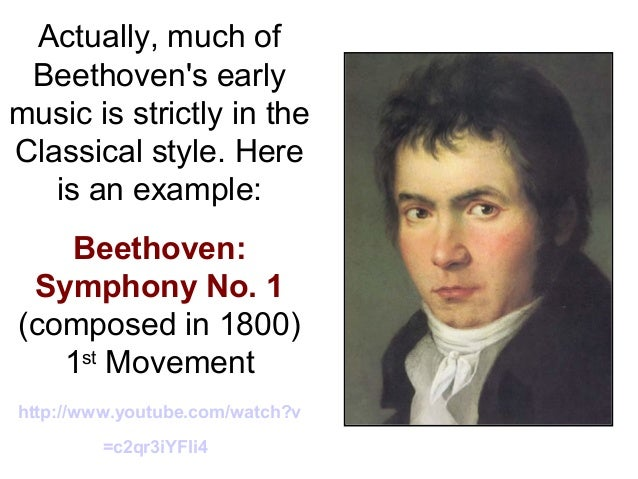 4 actually much of beethovens - Beethoven Lebenslauf
