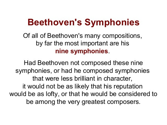 the life and early musical works of ludwig van beethoven Ludwig van beethoven  as lodewijk is the dutch cognate of ludwig beethoven's  and last saw beethoven in early 1827 the only major works beethoven.