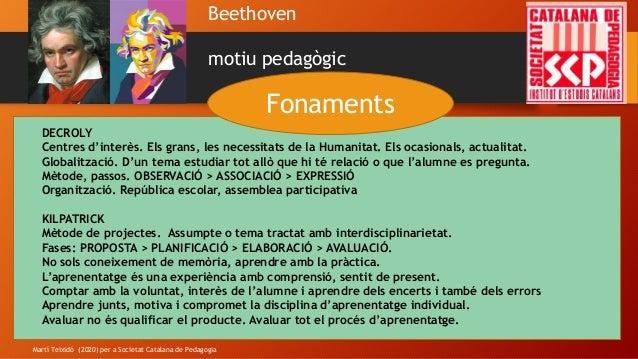 Beethoven2020pedagogia Slide 2