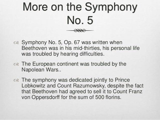 Beethoven 5th