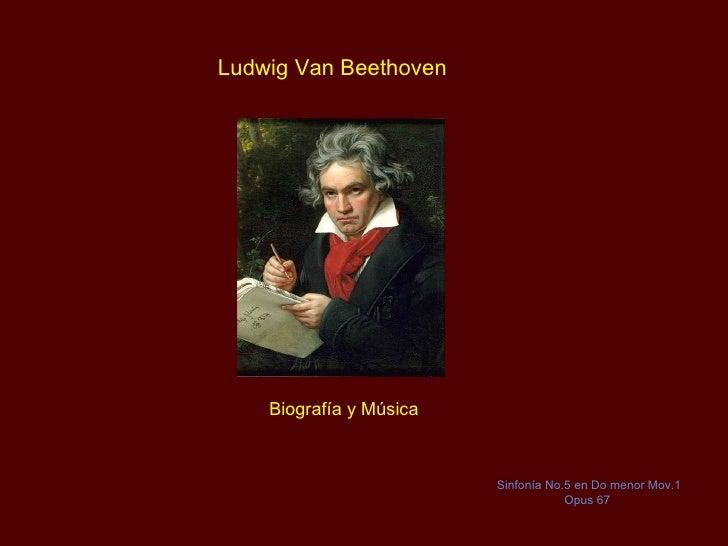 Beethoven Biografia y Musica
