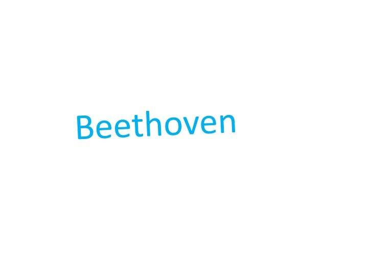 Beethoven<br />