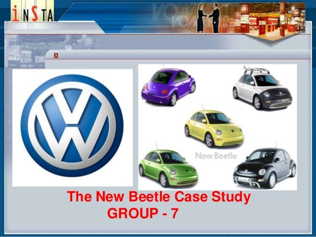 "marketing strategy new beetle The new beetle, however, was a marketing exercise, designed to ""inspire"" that ""free love"" vibe (down to a dash-mounted bud vase) the net result was an ""artificial"" car that wasn't as functionally good as the golf on which it was based."