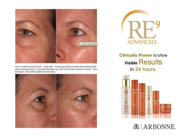Before And After Arbonne