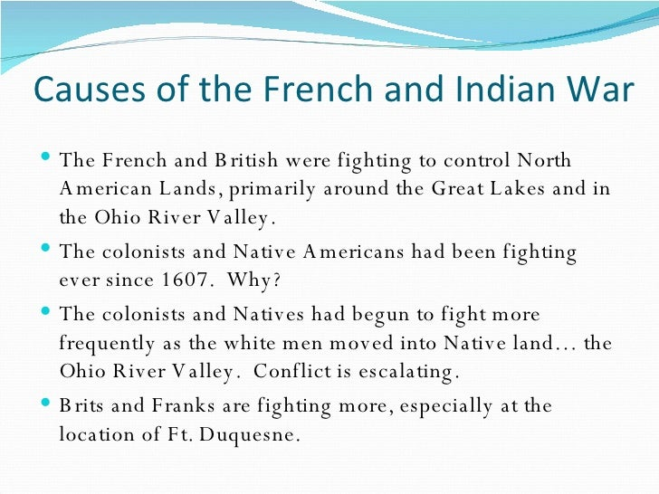 french and indian war effects Washington's french & indian war experiences taught him many important military lessons that he incorporated into his american revolutionary war actions 10 facts.
