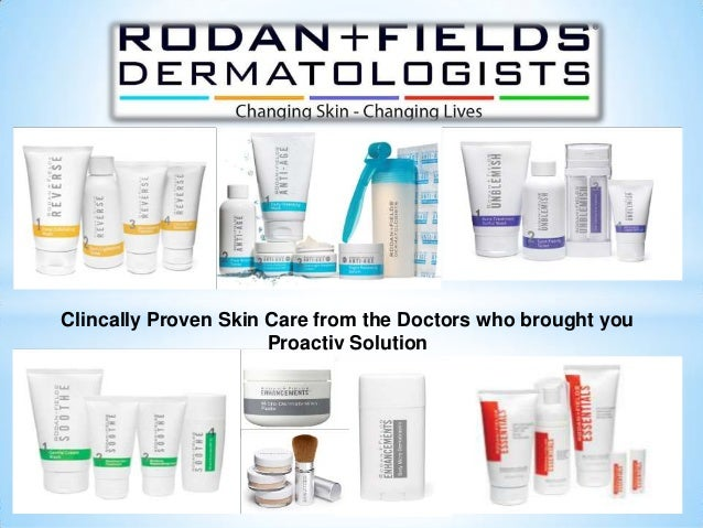 Clincally Proven Skin Care from the Doctors who brought you Proactiv Solution
