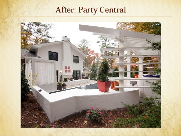 Before And After Home Backyard Transformations