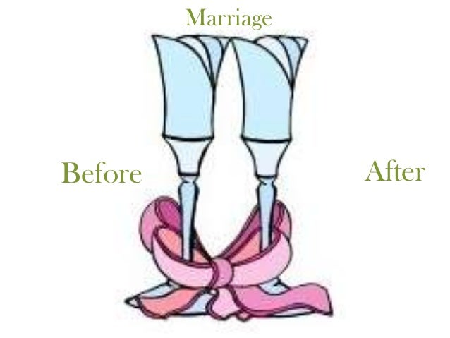Marriage  Before  After