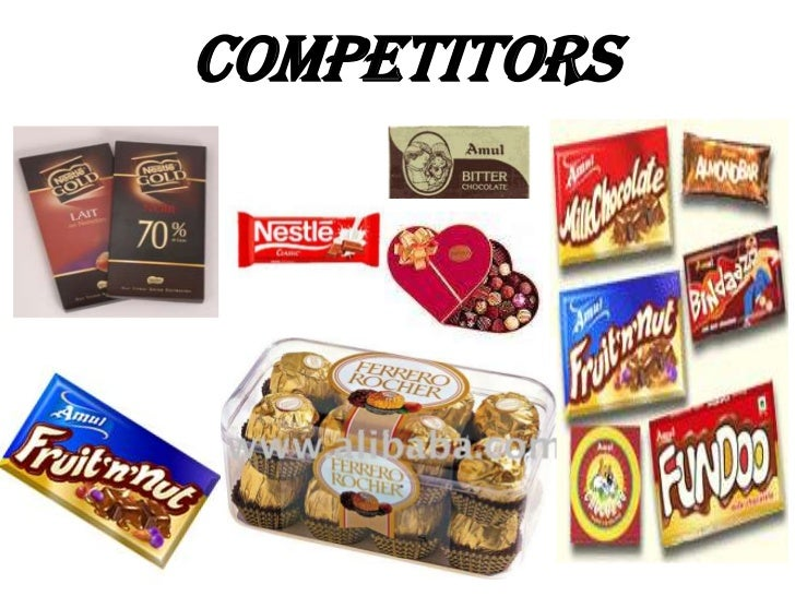 thorntons competitors