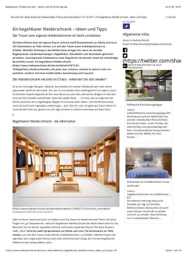 begehbarer kleiderschrank ideen und einrichtungstips. Black Bedroom Furniture Sets. Home Design Ideas