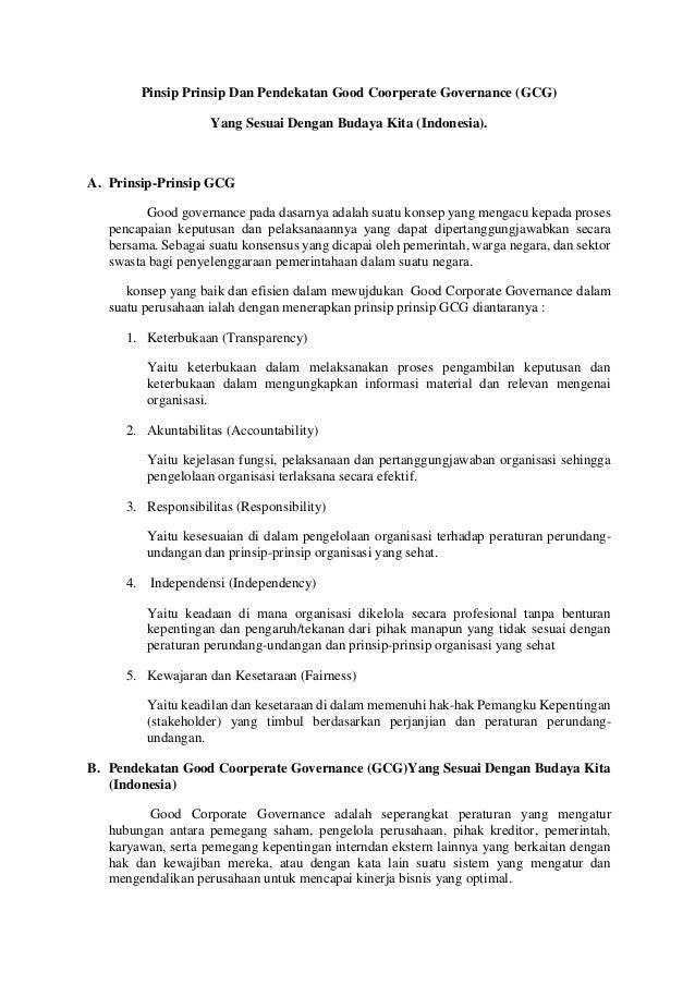 business ethics and good governance pdf