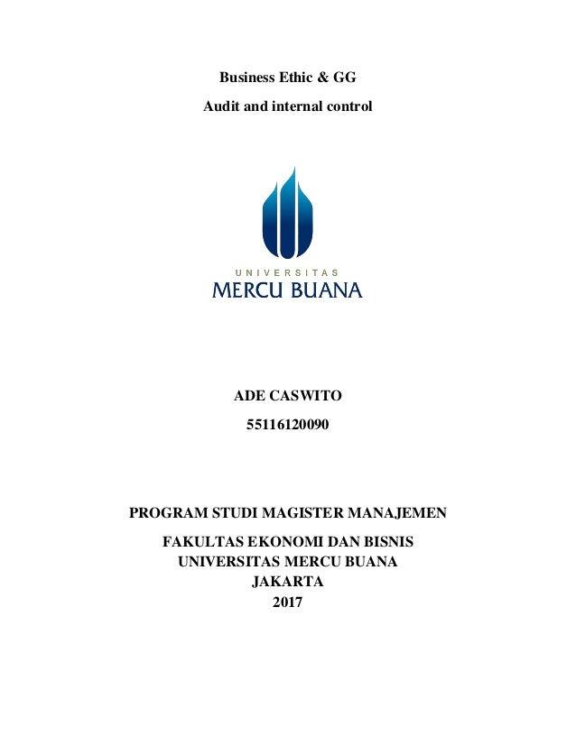ethic audit