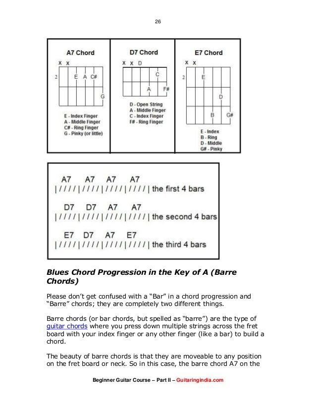 Beginner Guitar Course Part 2